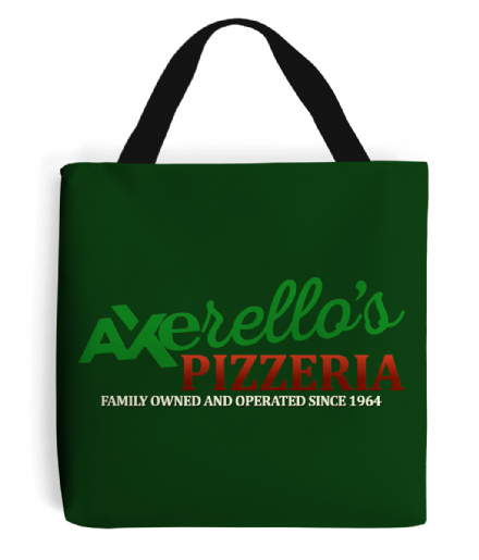 Axerellos Pizza Takeaway - ResuableTote Shopping Bag Inspired by Billions
